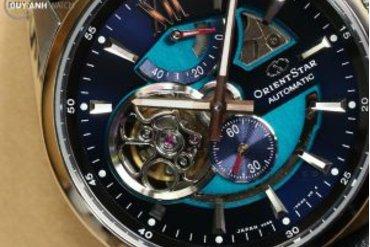 [Review - Đánh Giá] Orient Star Contemporary RE-DK002L00B – Nghệ thuật của sự phức tạp